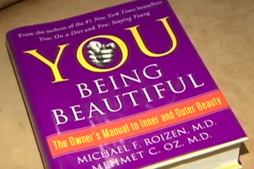 You Being Beautiful by Dr. Oz and Dr Roizen