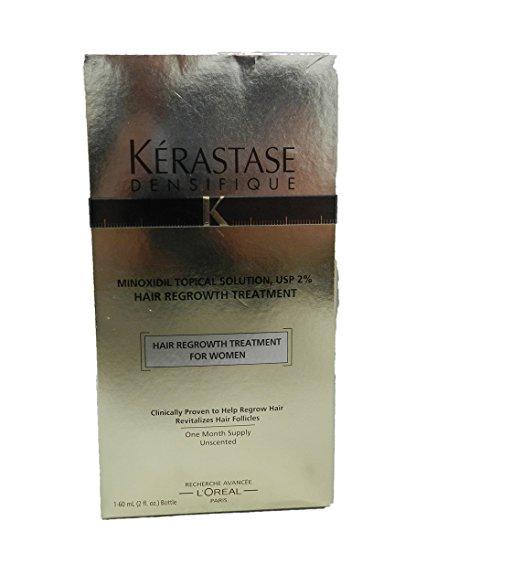 Kerastase Densifique 2% Minoxidil for Women - in such a pretty box!