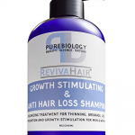 PureBiology Reviva Hair Stimulating Shampoo with Biotin and Keratin Complex